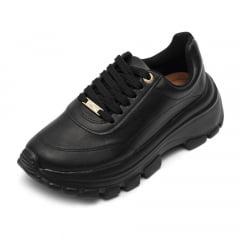 Tênis Vizzano Chunky Dad Sneaker Preto